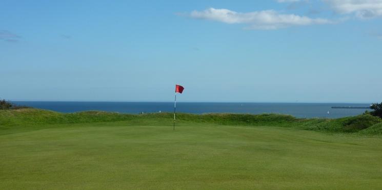 Golf urlaub falmouth cornwall