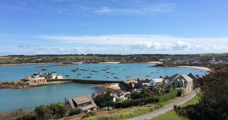 st marys-hafen-scilly-inseln