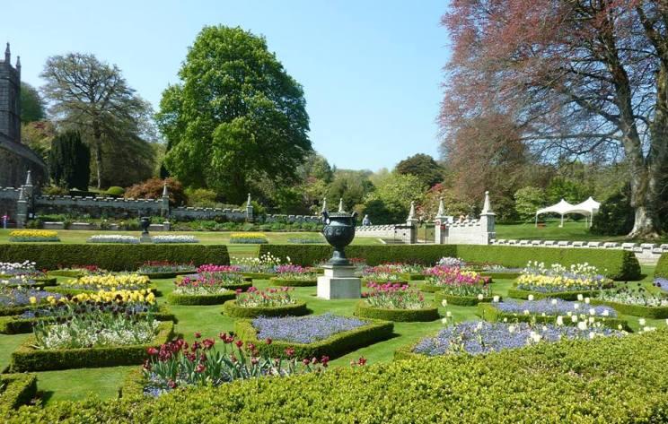 Cornwalls versteckt gelegene Gärten