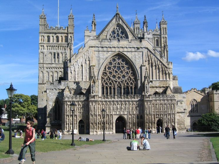 Exeter-Kathedral