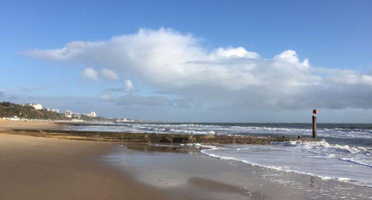 bournemouth sandstrand