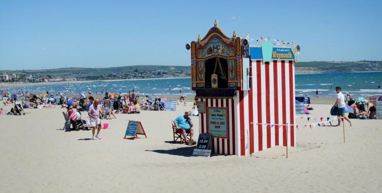 Urlaub weymouth dorset