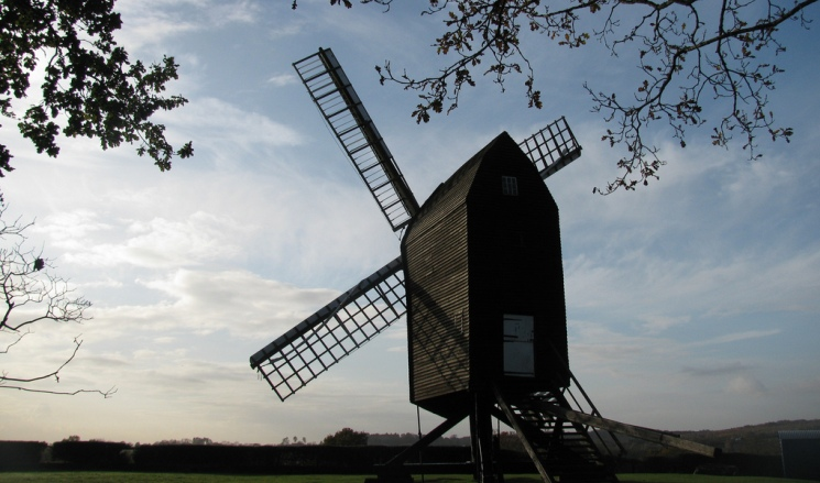 nutley windmill sussex