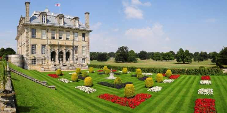 Kingston_Lacy_House_And_Garten