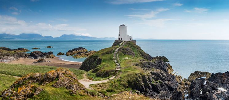 urlaub Anglesey nord wales