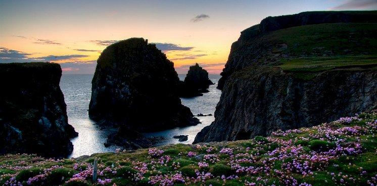 fairisle shetland urlaub