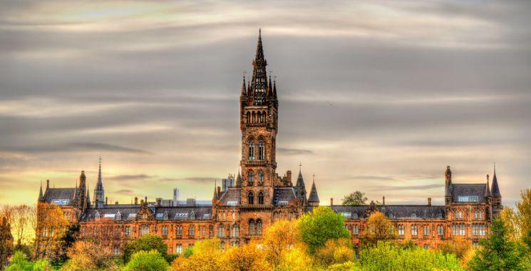 Urlaub Glasgow