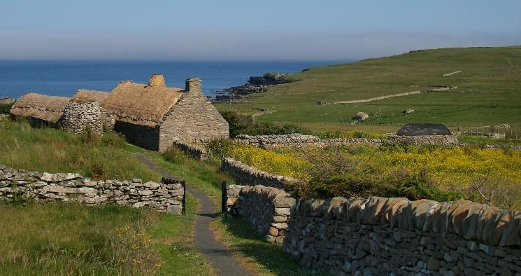 Urlaub Amp Reisen Urlaub Shetland Inseln Sehensw 252 Rdigkeiten