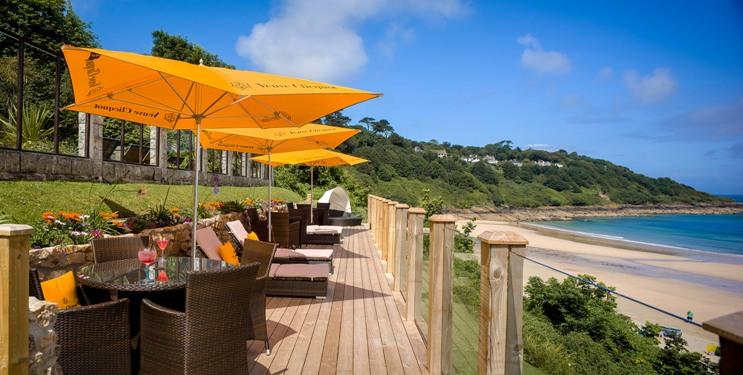 Schönsten strandhotels in cornwall