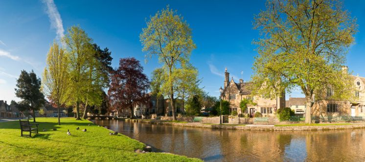 urlaub cotswolds bourton on the water