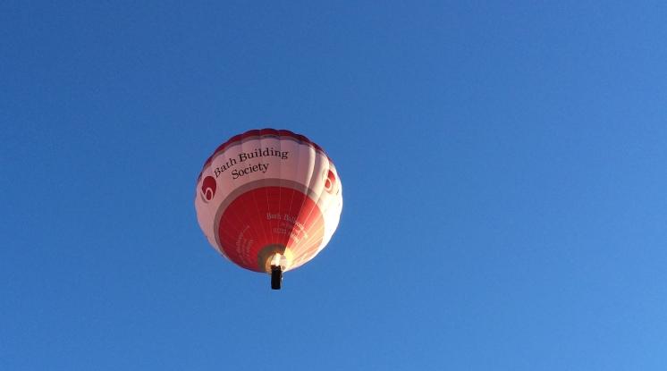 Heißluftballonfahren england
