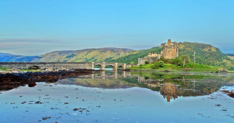 Die besten Schlosshotels in Schottland