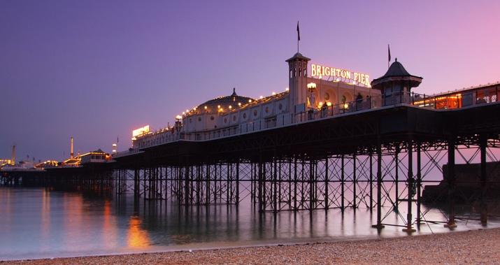 Hotels mit hund in Brighton