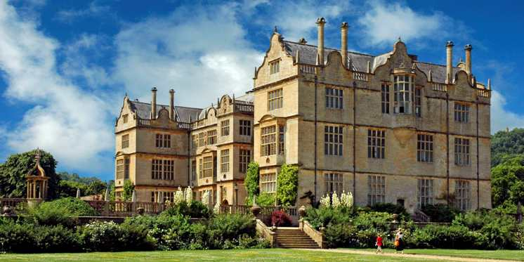 Montacute House national trust