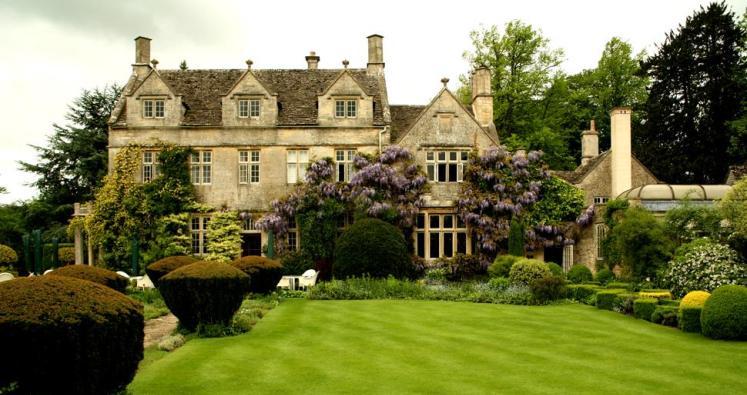 Barnsley House-Cirencester