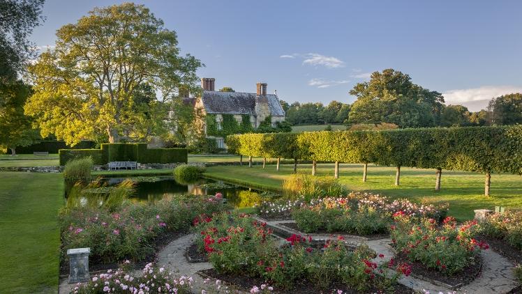 Bateman's Garten national trust