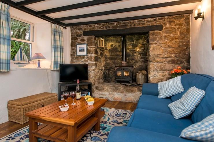 urlaub reisen cottage in perranporth mit hund mieten urlaub reisen. Black Bedroom Furniture Sets. Home Design Ideas