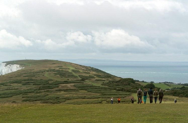 wandern wandurlaub isle of wight