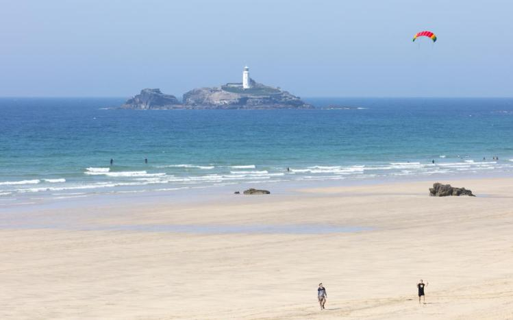 strand- West Cornwall - Hayle Towans