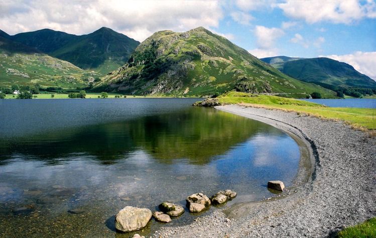 Crummock Water Urlaub Lake District