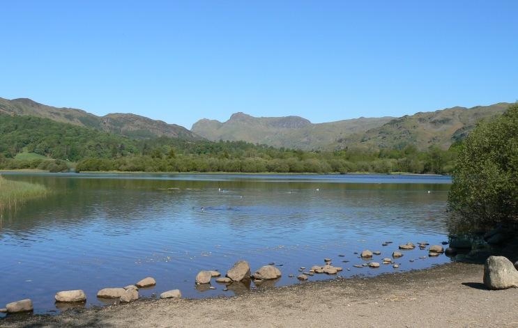 Elterwater Cumbria Urlaub