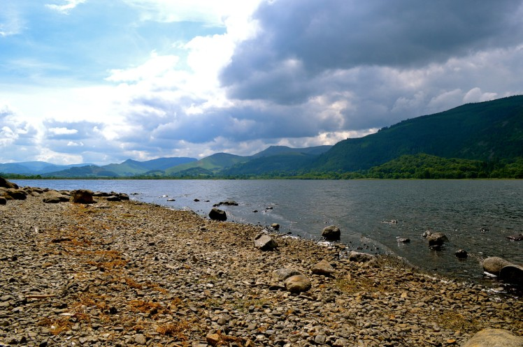 bassenthwaite lake district urlaub