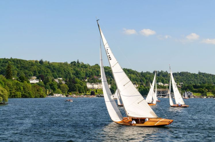 windermere lake district urlaub