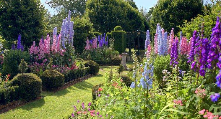 Wunderschöne Gärten in den Cotswolds
