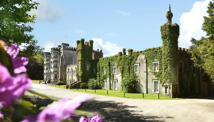 Ballyseede Castle schlosshotel irland Tralee