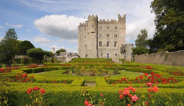 Kilkea Castle schlosshotel County Kildare