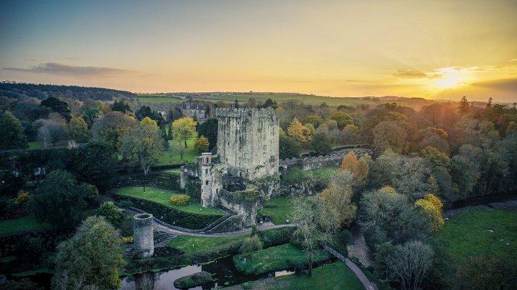 blarney castle irland