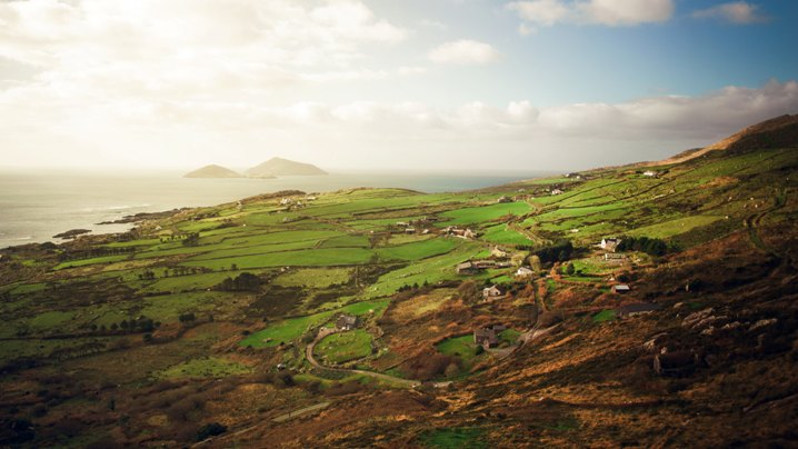 ring of kerry busreise