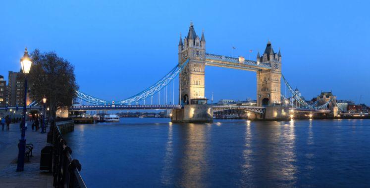 tower bridge urlaub London