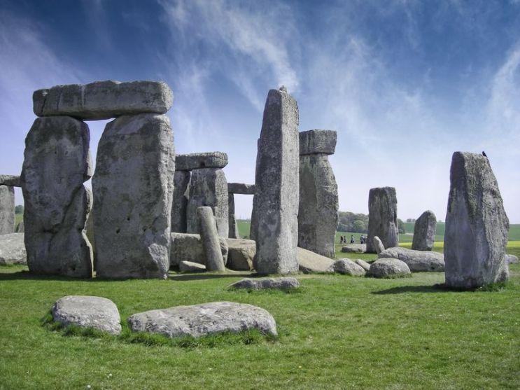 Reisen in England Stonehenge