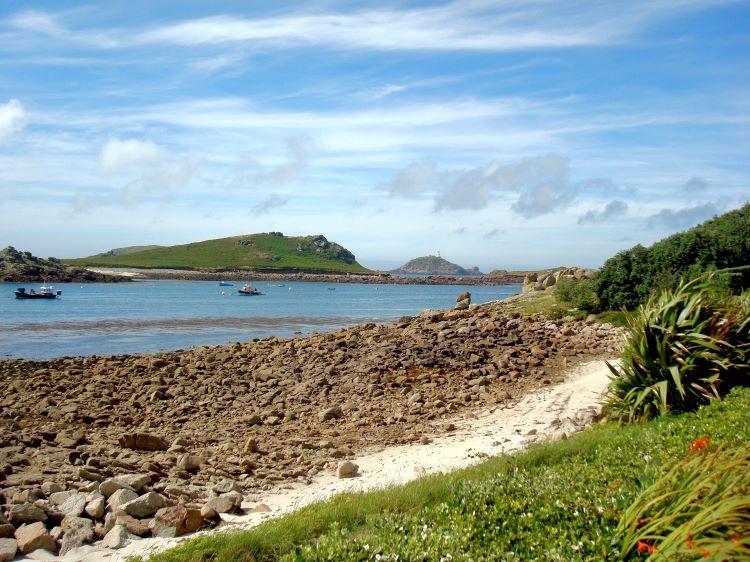 Tean Round Island scilly