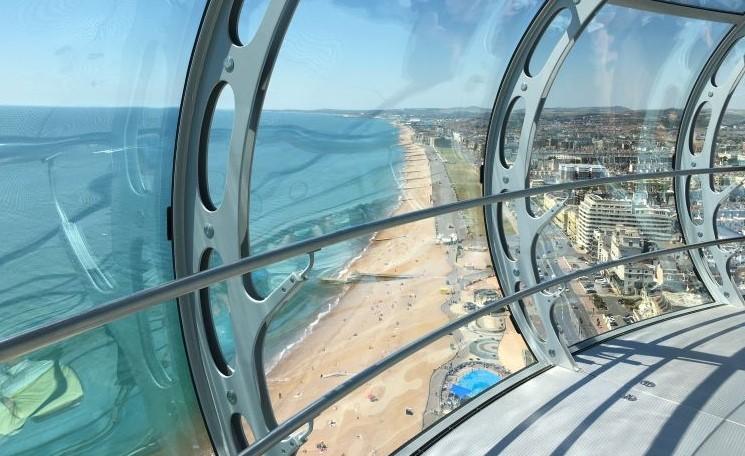 Brighton i360 urlaub