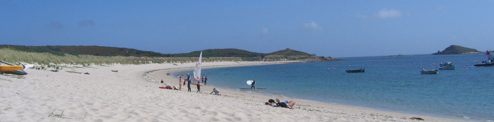 resien Scilly inseln