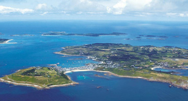 Reise Scilly Inseln